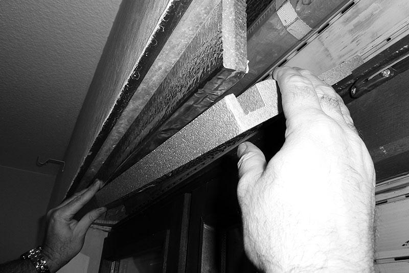 Selitherm Rollladenkasten Dammung Genail Einfach Heizkosten Sparen